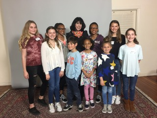 Intensive Teen Acting classes with Melinda Darlington-Bach