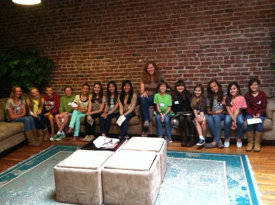 SF Acting Academy Class